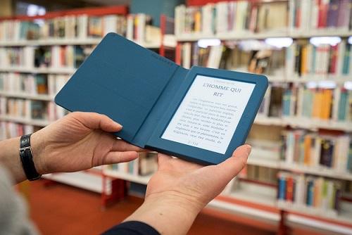 liseuse bookeen saga